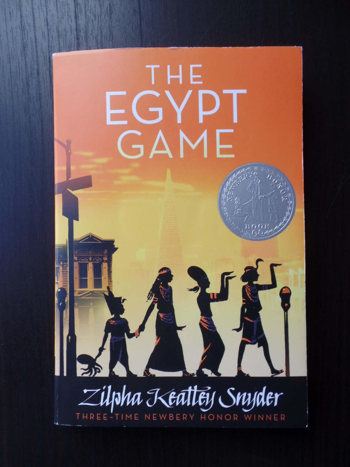 Book Cover Graphism Games : Danger and diversity the egypt game bookshelf of