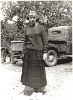 Madge Thompson