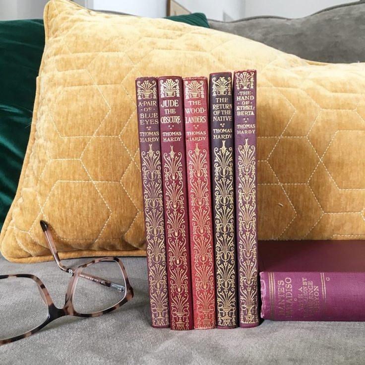 purple books